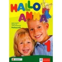 Język niemiecki, Hallo Anna 1 - podręcznik, klasa 1, szkoła podstawowa - Olga Swerlowa