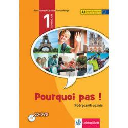 Język francuski. Pourquoi pas 1 - podręcznik ucznia, klasa 1 gimnazjum