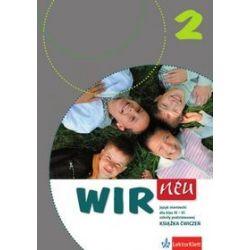 Język niemiecki. Wir Neu 2 - ćwiczenia, klasa 5, szkoła podstawowa