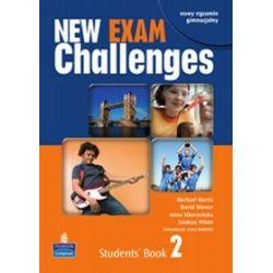 Język angielski. New Exam Challenges 2 - podręcznik, gimnazjum - Michael Harris, Amanda Maris, David Mower