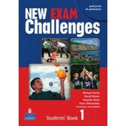Język angielski. New Exam Challenges 1 - podręcznik, gimnazjum - Michael Harris, Amanda Maris, David Mower