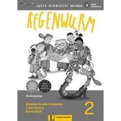 Język niemiecki, Regenwurm 2 - ćwiczenia, klasa 5, szkoła podstawowa