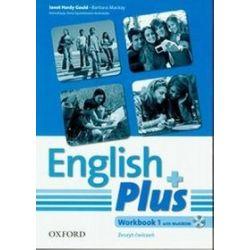 Język angielski. English Plus 1 - zeszyt ćwiczeń, gimnazjum