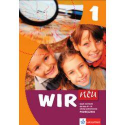 Język niemiecki, Wir Neu 1 - podręcznik, klasa 4, szkoła podstawowa - Giorgio Motta