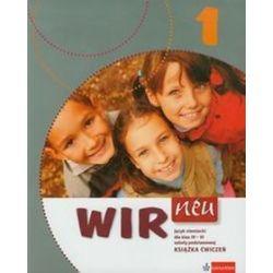 Język niemiecki, Wir Neu 1 - ćwiczenia, klasa 4, szkoła podstawowa - Giorgio Motta