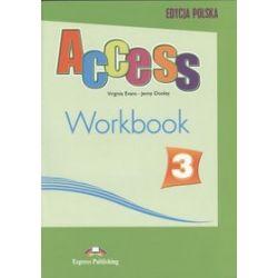 Język angielski. Access 3 - Workbook, klasa 3, gimnazjum - Jenny Dooley, Virginia Evans