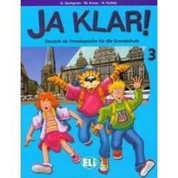 Język niemiecki. Ja klar 3 Podręcznik, klasa 3, szkoła podstawowa