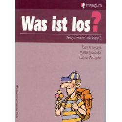 Język niemiecki, Was ist los? - ćwiczenia, klasa 3, gimnazjum - Marta Kozubska, Ewa Krawczyk, Lucyna Zastapiło