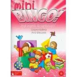 Język angielski, MiniBingo! - podręcznik, przedszkole - Grażyna Malenta, Anna Wieczorek