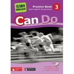 Język angielski, Can Do 3 Practice Book - zeszyt ćwiczeń, klasa 3, gimnazjum - Michael Downie, David Gray,