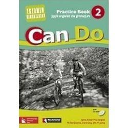 Język angielski, Can Do 2 Practice Book - zeszyt ćwiczeń, klasa 2, gimnazjum - Michael Downie, David Gray, John M. James