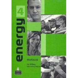 Jezyk angielski. Energy 4 Workbook, gimnazjum - Liz Kilbey, Jim Rose, Andrzej Walczak