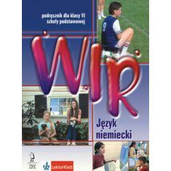 Język niemiecki. Wir - podręcznik, klasa 6, szkoła podstawowa - Ewa Książek-Kempa, Giorgio Motta, Ewa Wieszczeczyńska