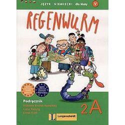 Język niemiecki. Regenwurm 2a. Podręcznik, klasa 5, szkoła podstawowa - Ernst Endt, Elżbieta Krulak-Kempisty, Lidia Reitzig