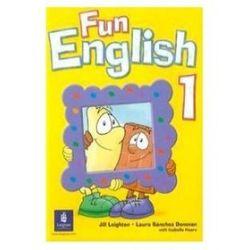 Jezyk angielski, Fun English 1 Student's Book - podręcznik, szkoła podstawowa - Izabella Hearn, Jill Leighton