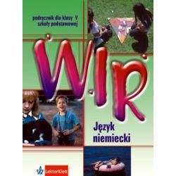 Język niemiecki, Wir - podręcznik, klasa 5, szkoła podstawowa - Ewa Książek-Kempa, Giorgio Motta, Ewa Wieszczeczyńska