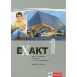 Język niemiecki, Exakt 1 - ćwiczenia, klasa 1, szkoła ponadgimnazjalna