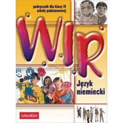 Język niemiecki, Wir - podręcznik, klasa 4, szkoła podstawowa - Ewa Książek-Kempa, Giorgio Motta, Ewa Wieszczeczyńska