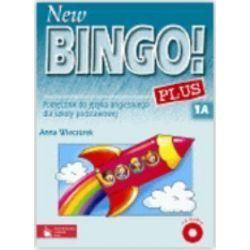 Język angielski. New Bingo! Plus 1A/1B - podręcznik, klasa 1, szkoła podstawowa - Anna Wieczorek