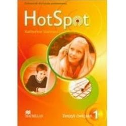 Język angielski. HotSpot 1 - podręcznik, klasa 4-6, szkoła podstawowa - Colin Granger