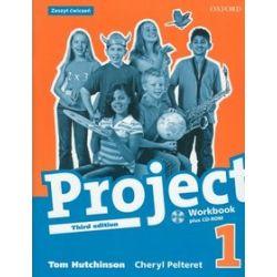 Język angielski, Project 1 - ćwiczenia, klasa 4-6, szkola podstawowa - Tom Hutchinson, Cheryl Pelteret