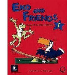 Język angielski, Eko and Friends 1 - podręcznik, klasa 1-3, szkoła podstawowa - Amanda Cant, Mary Charrington, Magda Musioł