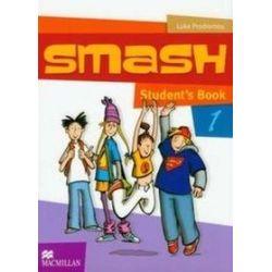 Jezyk angielski, Smash 1 - podręcznik, klasa 4-6, szkoła podstawowa - Luke Prodromou