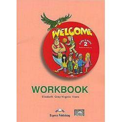 Język angielski. Welcome 2 - Workbook, klasa 4-6, szkoła podstawowa - Virginia Evans, Elizabeth Grey