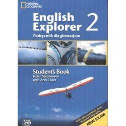 Język angielski. English Explorer 2 - Student's Book, gimnazjum - Helen Stephenson, Arek Tkacz