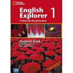 Język angielski. English Explorer 1 - Student's book, gimnazjum - Helen Stephenson, Arek Tkacz