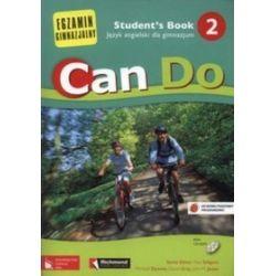 Język angielski. Can Do 2, Egzamin gimnazjalny - podręcznik, część 2, gimnazjum