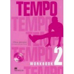 Język angielski, Tempo 2 - ćwiczenia, klasa 4-6, szkoła podstawowa - Olivia Johnston