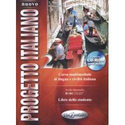 Jezyk włoski. Nuovo Pragetto Italiano 2. Libro dello studente - S. Magneli, T. Marin