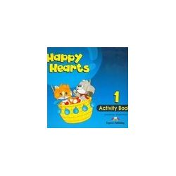 Język angielski. Happy Hearts 1 Activity Book, przedszkole