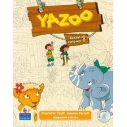 Język angielski, Yazoo 1 - ćwiczenia, klasa 1-3, szkoła podstawowa