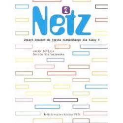 Język niemiecki, Netz 2 - zeszyt ćwiczeń, klasa 5, szkoła podstawowa - Jacek Batleja, Dorota Wieruszewska