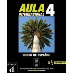 Język hiszpański. Aula Internacional 4, szkoła średnia