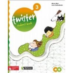 Język angielski. Twister 3 - podręcznik, szkoła podstawowa - Alison Blair, Jane Cadwallader, Jane Forrest