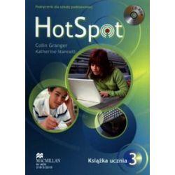 Język angielski. HotSpot 3 - podręcznik, klasa 4-6, szkoła podstawowa