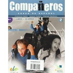 Język hiszpański. Companeros 2 - podręcznik, klasa 1-3, gimnazjum