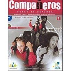 Język hiszpański. Companeros 1 - podręcznik, klasa 1-3, gimnazjum