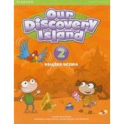 Język angielski. Our Discovery Island 2 - podręcznik, szkoła podstawowa - Mariola Bogucka, Jeanne Perrett, Piotr Steinbrich