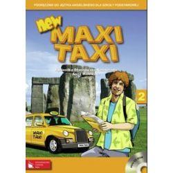 Język angielski. New Maxi Taxi 2 - podręcznik, część 2, szkoła podstawowa - Agnieszka Otwinowska-Kasztelan, Anna Walewska
