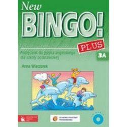 Język angielski. New Bingo! Plus 3 - podręcznik 3A i 3B, klasa 3, szkoła podstawowa - Anna Wieczorek