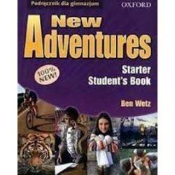 Język angielski. New Adventures Starter Student's Book - podręcznik, gimnazjum - Ben Wetz