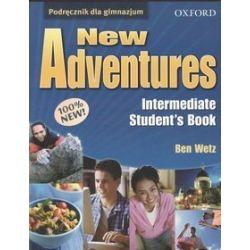 Język angielski. New Adventures Intermediate Student's Book - podręcznik, gimnazjum - Ben Wetz