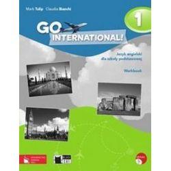Język angielski. GO International! 1 - zeszyt ćwiczeń, klasa 4-6, szkoła podstawowa - Klaudia Bianchi, Mark Tulip