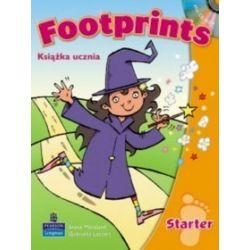 Język angielski. Footprints, Starter - podręcznik , klasa 1-3, szkoła podstawowa - Gabriella Lazzeri, Steve Marsland