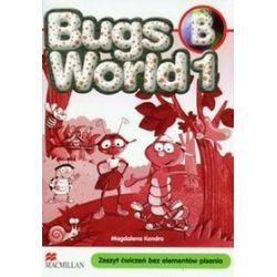 Język angielski. Bugs World 1B. Zeszyt ćwiczeń bez elementów pisania - Magdalena Kondro