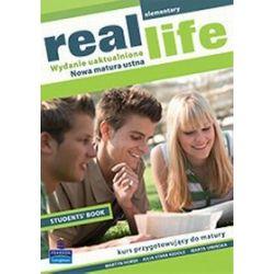 Język angielski, Real Life Elementary - podręcznik, wydanie uaktualnione, szkoła ponadgimnazjalna